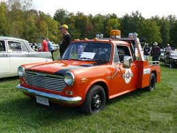 Austin America Mini-Tow Truck | Can Pac Swire (away For A Bit) | Flickr
