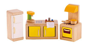 Hape Kitchen Set Canada by Wooden Toy Kitchen Food Make Believe Trends And Plan Toys Set