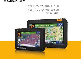 Download Rand McNally TND 720 LM User's Manual For Free - ManualAgent 9 Update Rand Mcnally Maps Youtube Rand Mcnally And Getloaded Partner On Custom Board Ordrive Amazoncom Rvnd 7720 7inch Rv Gps With Free How To Route Plan The Tnd Tablet Electronics Navigation Units Camping World 520 Review Tablet Adds New Features Tnd720 Via Wifi 80 Tnd720lm Tnd730lm Replaced By 730 Ebay 530 Vs Garmin 570 Review Truck Gps