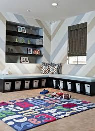 jeu rangement de chambre meuble bas pour chambre rangement salle de jeux enfant 50 ides