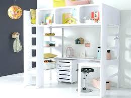 hauteur bureau ikea lit superpose bureau ikea lit hauteur avec bureau 10 solutions