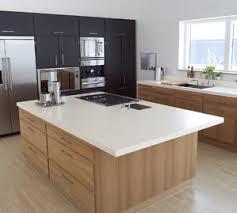 plans travail cuisine revêtements de plan de travail comparatif des matériaux ooreka