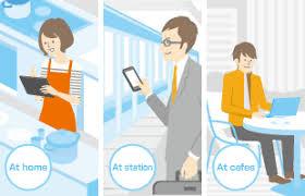 au Wi Fi │Services & Features│au