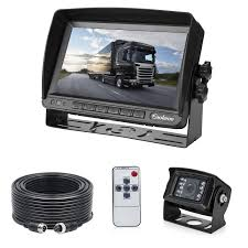 100 Backup Camera System For Trucks Amazoncom Kit For RV Van Camper Box Truck