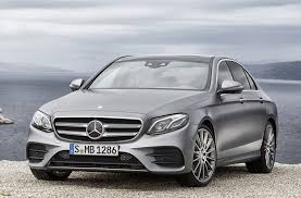 mercedes e class range new mercedes e class revealed price and spec confirmed