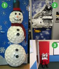 Office Door Christmas Decorating Ideas by Awesome Design Ideas Office Door Decoration Astonishing 40