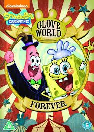 Spongebob Halloween Dvd Episodes by Glove World Forever Dvd Encyclopedia Spongebobia Fandom