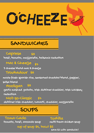Opening Menu O'Cheeze Minneapolis Food Truck | Food Trailers And ... You Care What We Think Food Truck Festival Shakopee Mn Ocheeze Inbound Brewco Sasquatch Sandwichs Lineup Visit Twin Cities The Hottest Trucks In Minneapolis A Cookie Dough Is About To Hit The Streets Eater Get Sauced Rice Bowl 612 North Loop Fair Mpls Dtown Council Ra Macsammys Best Burgers Burger A Week Bark And Bite Opens At Sunnys Market