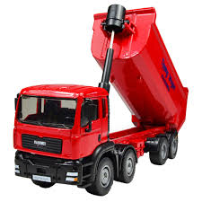 100 Red Dump Truck Amazoncom Happy Cherry 150 Scale Alloy Diecast Construction