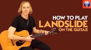Landslide Smashing Pumpkins Acoustic by Images Moxigo Landslide Lesson Guitar Recherche