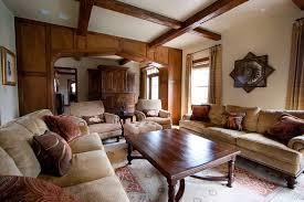 san go pottery barn jute rug dining room farmhouse with