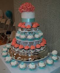 Wedding Colors Peacock Colored Wedding Cakes Inspirational