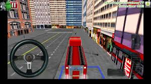 100 Fire Truck Games Free Android 3D Gameplay YouTube