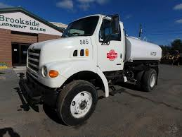 100 Sterling Trucks For Sale 1999 L7501 Water Truck Phillipston MA TK736