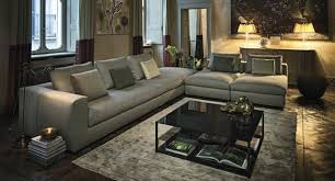 ecksofa im wohnzimmer bequeme sitzecke zum entspannen