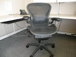 Aeron Chair Used Nyc by Herman Miller Aeron Office Chair U2013 Cryomats Org