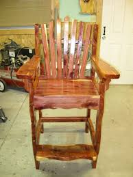 hand made spectator chair by river bend wood works custommade com