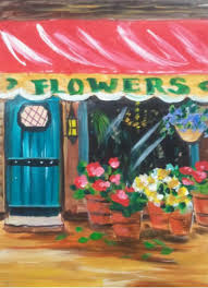 Flower Market European Shop Of Flowers Isi Fun And Easy Step By 3