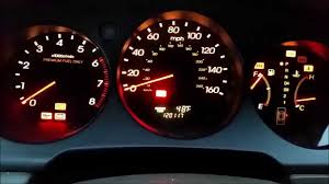 Turning off the Christmas Lights in 2001 Acura RL ABS VSA code 9