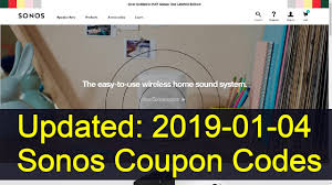 Sonos Coupon Codes: 8 Valid Coupons Today (Updated: 2019-01-01) Coupon Code Pbs Play Sunfrog Coupon December 2018 Zola Sonos Promo Code Sonos 25 Off Akg Promo Codes Top 2019 Coupons Promocodewatch Ymmv 20 Off Sonos For Audible Subscribers Check Your E Discount Massage Envy Yankee Coupons In Store 15 All Products After Creating A Fathers Sho Promo Auto Image East Brunswick Sale Competitors Revenue And Employees Owler Gift October Discounts Ebays Biggest Black Friday Deals Include Speakers Review Deals Offers