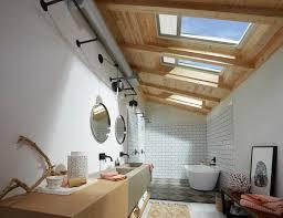 badezimmer im dachgeschoss planen velux magazin