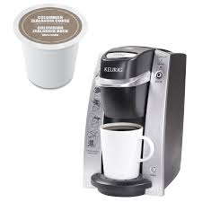 Keurig K130 DeskPro Coffee Maker Only Silver Stainless Steel