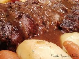 Crock Pot Potato Soup Mama by South Your Mouth Mama U0027s Pot Roast