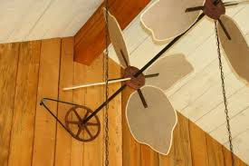 Belt Driven Ceiling Fan Outdoor by Ceiling Fan Completed Look Outdoor Porch Horizontal Belt Driven