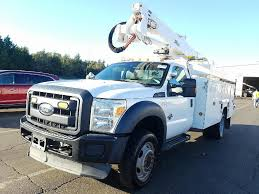 2012 FORD F550 BUCKET BOOM TRUCK FOR SALE #11205