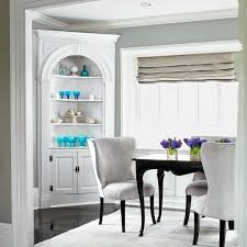 11 Built In Corner Cabinets Dining Room Ins That Make Entertaining Easier Cupboard Open