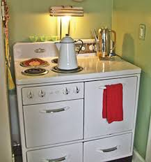 Cindy Youngs 1940s Stove