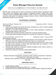 Insurance Agent Resume Sales Manager Example Auto Examples 353
