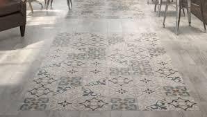 geotiles passage patterned floor tiles