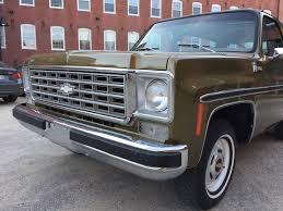 100 K5 Truck 1976 Chevrolet Blazer Barn Fresh Classics LLC