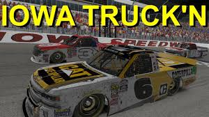 IRacing: (NASCAR Trucks @ Iowa) NASCAR Camping World Truck Series ... Ultimas Vueltas De Chevrolet Silverado 250 En Mosport Nascar Camping World Truck Series Archives The Fourth Turn 2017 Homestead Tv Schedule Racing News Gallagher Elliott Headline Halmar Friesen Continues Its Partnership With Gms For Heat 2 Confirmed Making Sense Of Thsport Seeking A New Manufacturer In Iracing Trucks Talladega Surspeedway Unoh 200 Presented By Zloop Ill Say It Again Nascars Needs Help Racegearcom