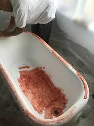 Fiberglass Bathtub Refinishing San Diego by Refinishing Fiberglass Bathtub Epienso Com