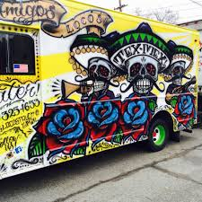 100 Food Trucks Boston Amigos Locos Roaming Hunger