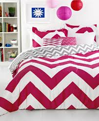 Love Pink Bedding by Agreeable Pink And White Chevron Bedding Magnificent Home