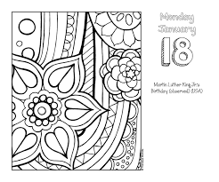 Posh Coloring 2016 Day To Calendar For Fun Relaxation Thaneeya McArdle 9781449469412 Amazon Books
