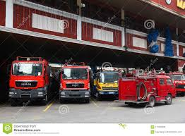 100 Fire Trucks Unlimited Makati Central Station Editorial Photo Image Of