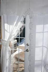Battenburg Lace Curtains Ecru by Peony Battenburg Lace Cotton Curtain Panels U0026 Matching Valance