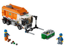 100 Lego Recycling Truck Garbage 60118 City Buy Online At The Official LEGO Shop FI