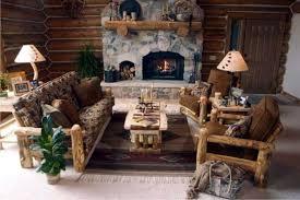 Rustic Cabin Furniture Aspen Log