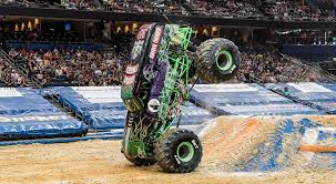 Nashville, TN - January 6-7, 2018 - Bridgestone Arena | Monster Jam