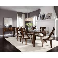 100 1 Contemporary Furniture Insignia Dining Room Group By Standard At Dunk Bright
