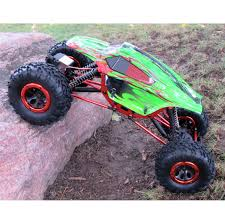 100 Rock Crawler Rc Trucks RC Truck 110 Scale 4WD 24G RTR 18095 FREE SHIPPING