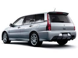 Mitsubishi Lancer Evolution Wagon 2006