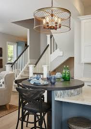 Best 25 Round Kitchen Island Ideas On Pinterest Curved Pertaining To Cabinet Table Decor 16