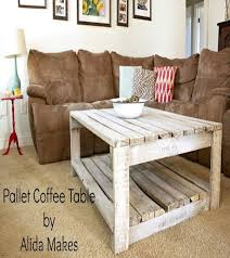 Beautiful Pallets Coffee Table Tables Made Out