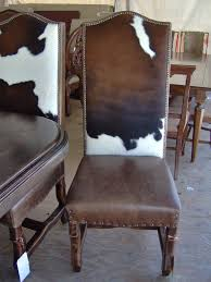 IN LOOOOOVE WITH THESE CHAIRS! Cowhide, Dining Chair, Nailhead ...